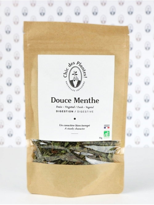 Organic herbal tea - Mint