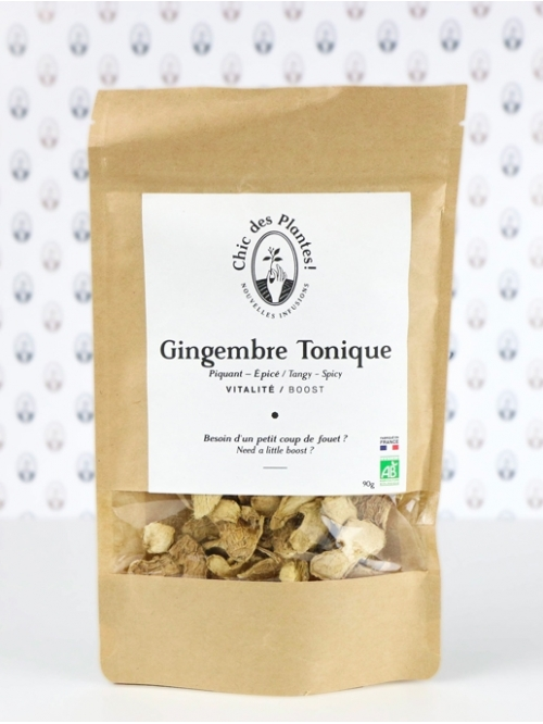 Organic herbal tea - Ginger