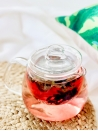 Hibiscus infusion by Chic des Plantes ! Detox.