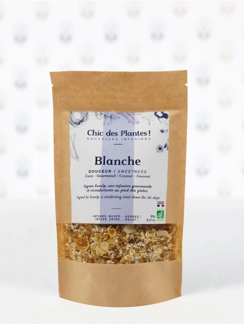 Organic herbal tea - Blanche (bulk)