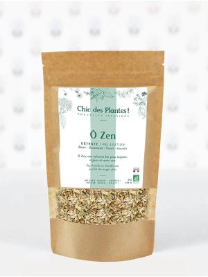 Tisane pour dormir camomille cannelle - Ô Zen de Chic des Plantes !