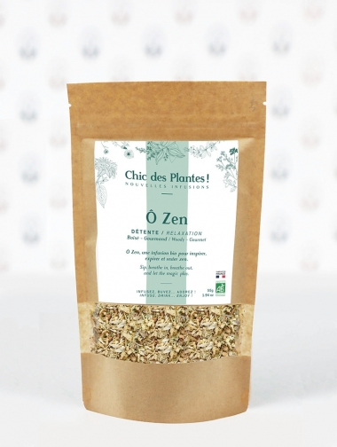 Chic des Plantes ! Ô Zen, herbal tea bulk