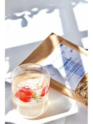 Chic des Plantes ! Blanche, fresh herbal tea