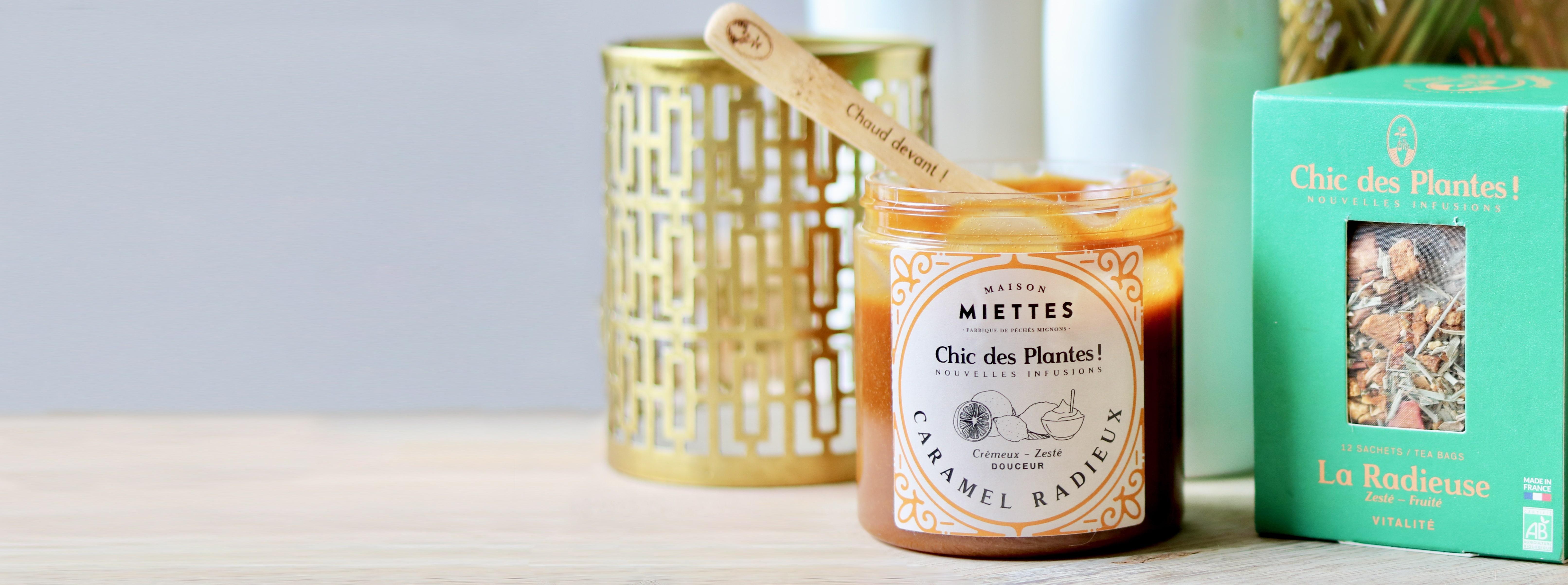Maison Miettes x Chic des Plantes !