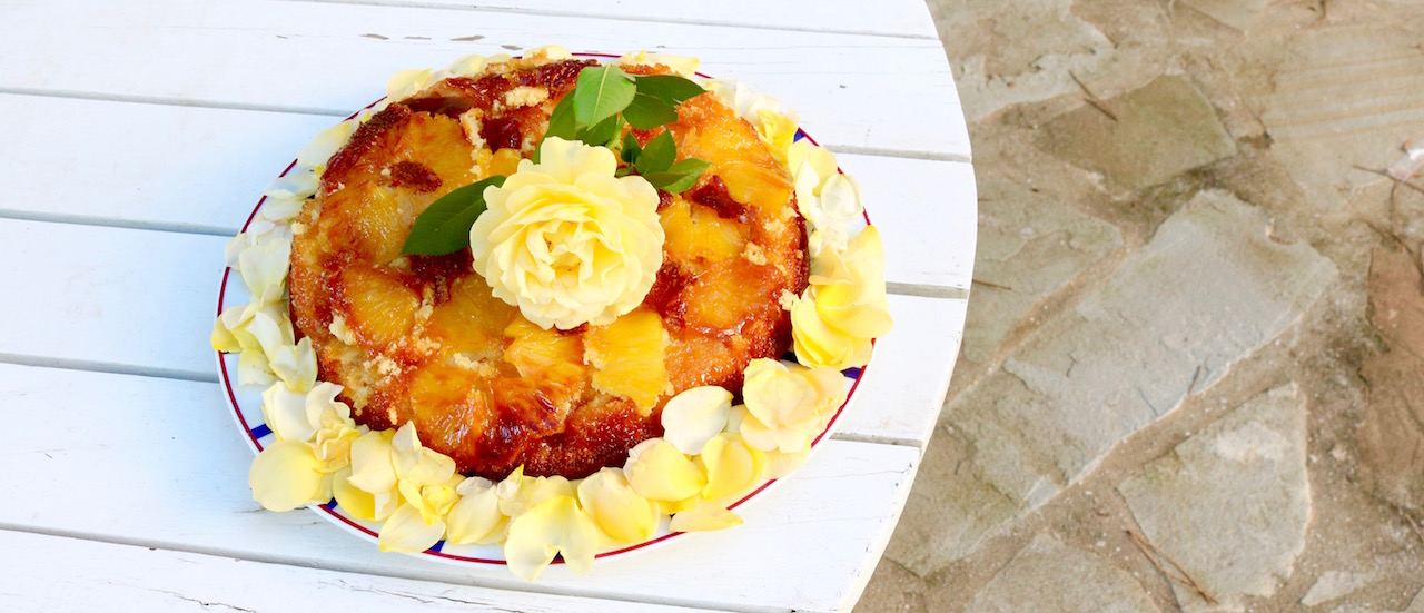 Recette-Gateau-moelleux-Ananas-Ensoleille