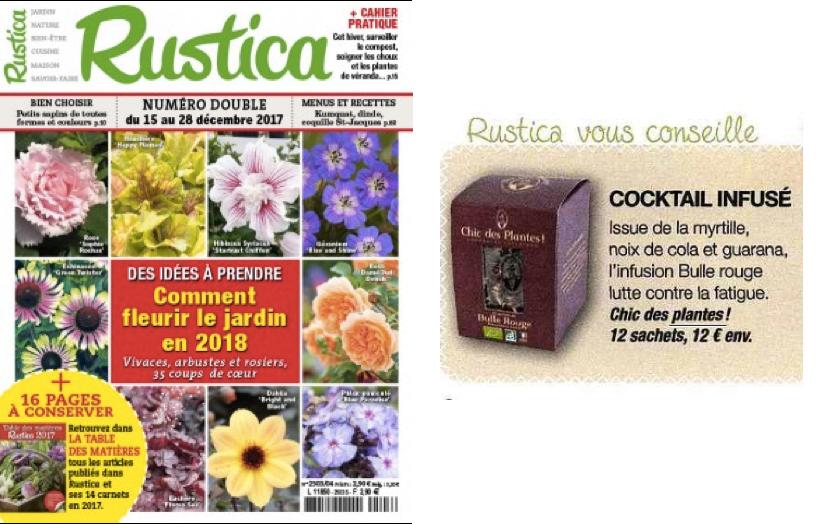 Chic Des Plantes On Parle De Nous Dans La Presse Et Sur Le Web