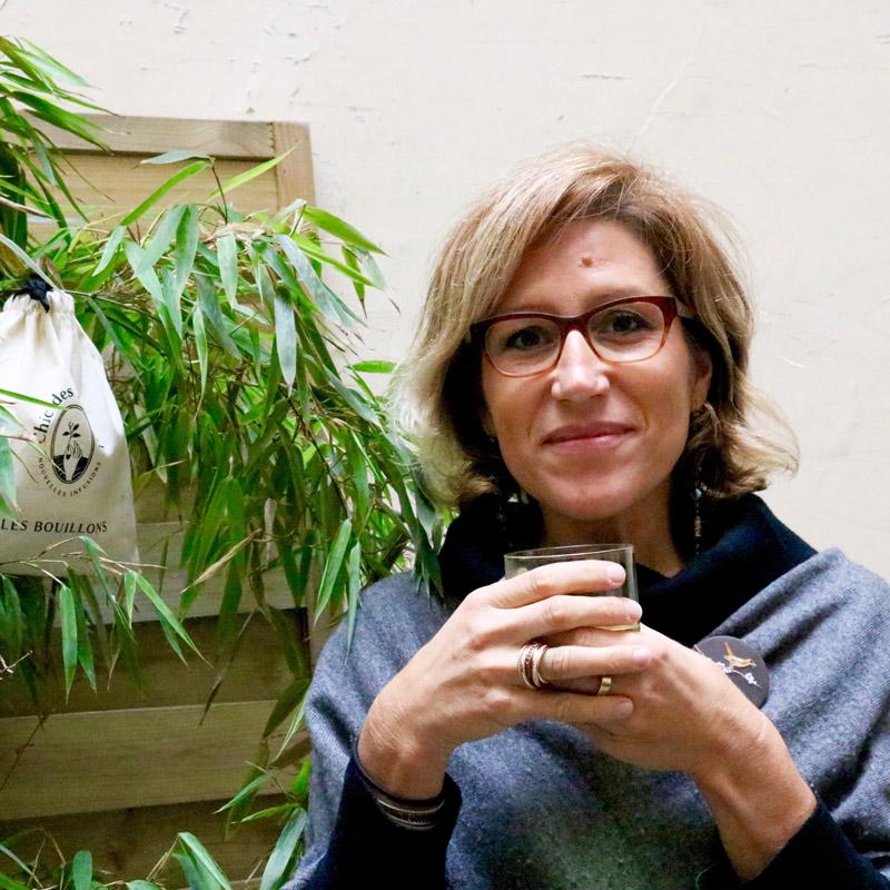 Carine Baudry aromagicienne Chic des Plantes