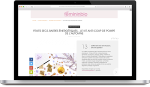 Femininbio.com Chic Des Plantes octobre 2016